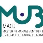 MASTER > Management per lo Sviluppo del Capitale Umano