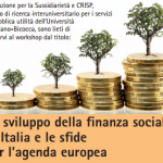 Incontro pubblico - Finanza sociale EU